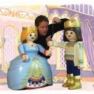 "Stabfiguren ""Playmobil"" (mit Bernd Lang, Fantasietheater)"
