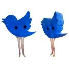 Promotionkostüm Twitter