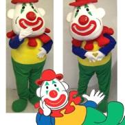 Zappi, Clown-Maskottchen