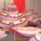 Produktion von Tortenkostümen