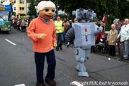 Maskottchen_Roboter