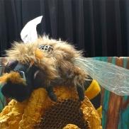 Die Bienenkönigin, Foto: Atelier Rosenrot