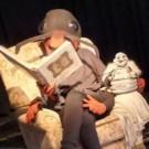 Ameise - Theaterkostüm (mit Paul Schmidt, Theater Salz+Pfeffer)